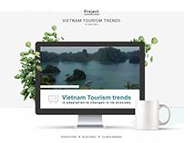 VIETNAM TOURISM TRENDS
