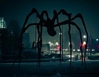 Ottawa like Gotham - Midnight time
