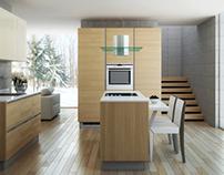 """""""Zurich"""" Kitchen Design"""
