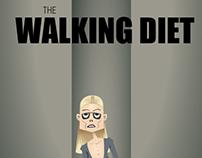 The walking diet