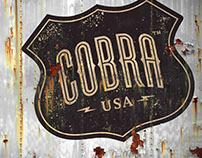 Cobra USA Rebranding