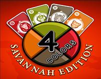 Four Colors - Savannah Edition