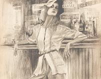 Chapeau bar
