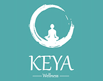 Keya Wellness - Website