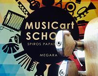 MUSICart SCHOOL flyer (2014)