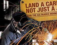 U.S. Trades Poster Series