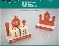 Unilever Ramadan Count Down