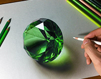 Drawing Emerald