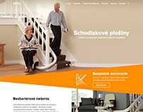 Stairlifts services homepage