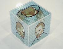 Pixel art_VER. test 05 (pixel-cube)