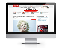 Vanity Fair Site Redesign