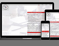 Strona internetowa / Website – Centrum Języka Rosyjskie