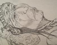 Quick Pencil Sketches