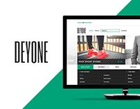 Deyone shop (concept)