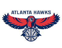 Outdoor Digital Billboards for Atlanta Hawks