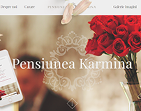 Karmina — Website