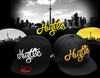 Hustle TO - The Cap Guys - Hat Design