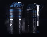 Cluster Grenades