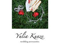 Yulia Kunze Jewellery Campaign