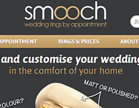 SMOOCH - brand & website copy