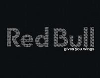 Concept website Red Bull. (projet amateur)