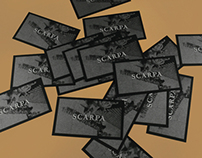SCARPA / BUSINESS CARDS