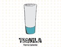 Tequila tierra caliente