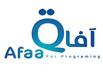 AfaaQ Company Logo and identity