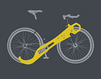 PEDROS Bike Toolkit- Print Ad Campaign