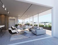 The MOND Penthouse