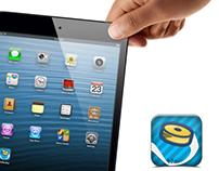 ShuffleShot | iPad App Branding