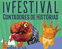 IV Festival de Contadores de Histórias | CCBB RJ