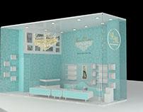 Diseño tienda Rosa María