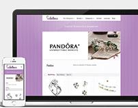 Valentine's Jewelry Online Presence