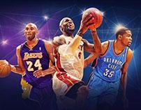 NBA Style Frames