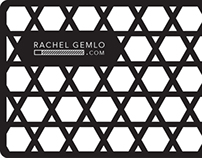 Rachel Gemlo's Business Cards