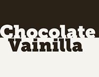 Chocolate vs. vainilla