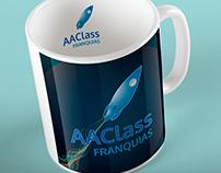 Logo AAClass Franquias