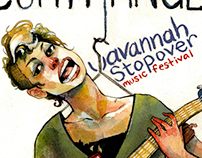 Savannah Stopover Poster Competition