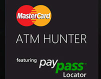 MasterCard ATM Hunter (Windows Phone App)