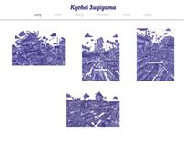 Kyohei Sugiyama Portfolio Site