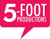 5-foot Productions Logo