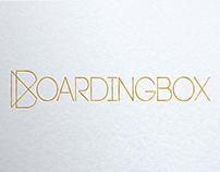 Design logo boarding box loolye labat