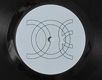 OD Bongo - Niobium Beats / Vinyl layout and lettering