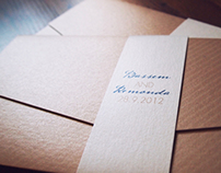 Custom Made Wedding Invitations 2011-2012