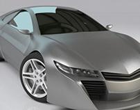nsx concept car