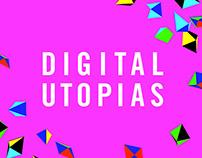 Digital Utopias – Branding & Animation