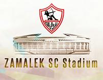 Zamalek SC Stadium Logo