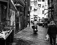 life in Naples / street photography