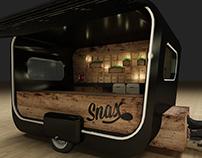 Snax Food Truck